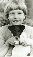 Picture: Child with Dog